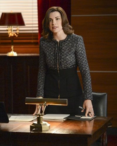 The Good Wife Season 5 Outfits, Explained by Costume Designer Daniel Lawson - Season 5, Episode 2: Escada from #InStyle