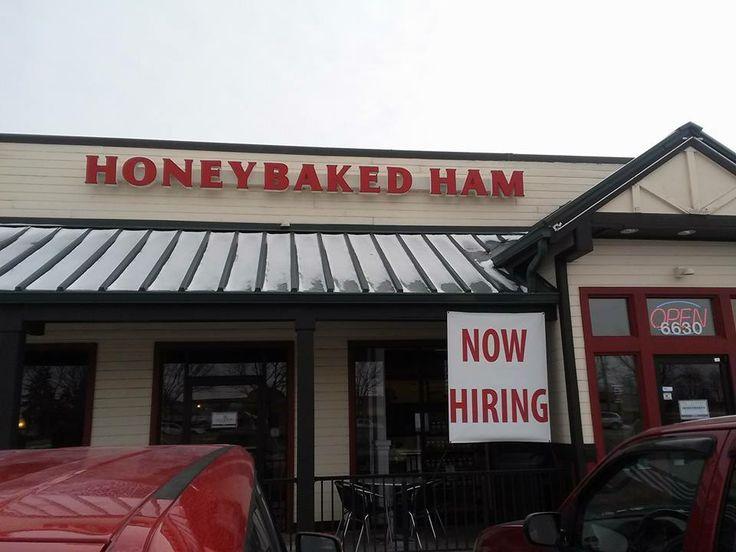 Honey Baked Ham #HoneyBakedGameDay Sawmill Road Columbus Ohio Location.