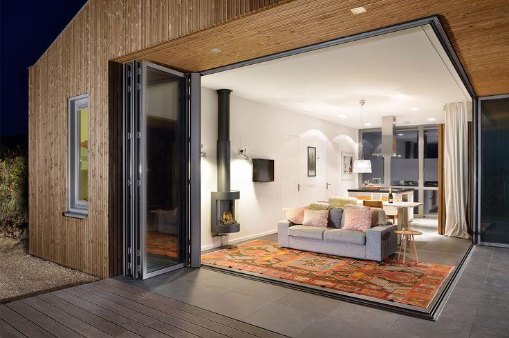 Tiny house, small cabin, vakantiehuisje Vlieland | BNLA Architecten | Fotografie Studio de Nooyer.