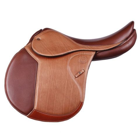 "Pariani COMFORT Jumping Saddle 17"" - Narrow Tree, , Galleria Morusso - 1"
