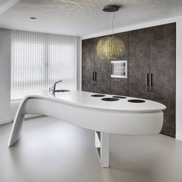 Wonderful This Contemporary Kitchen Design, Brilliantly Crafted By Culimaat High End  Kitchens , Is So Surreal Images