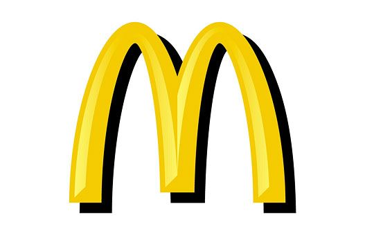 golden arches coloring pages - photo#9