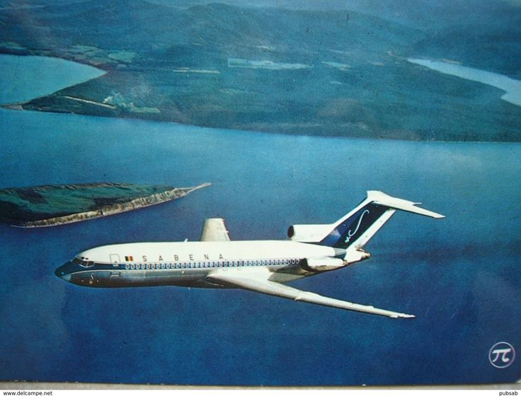 46 best b 727 images on pinterest aircraft airplane and boeing 727 avion airplane sabena boeing b 727 ere moderne sciox Image collections
