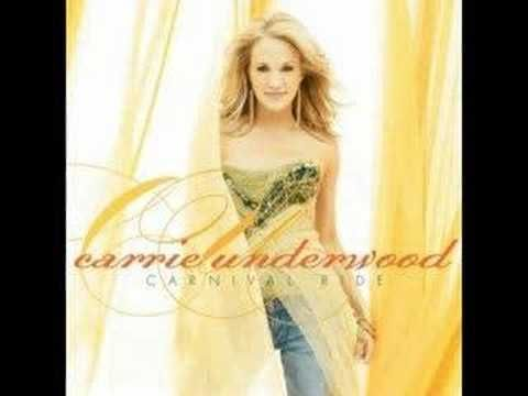 Carrie Underwood - Wheel Of The World Carnival Ride - YouTube