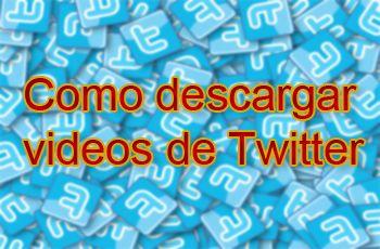 Te enseñamos a descargar videos de Twitter