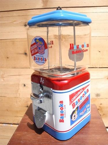 retro bubblegum machine...love it!