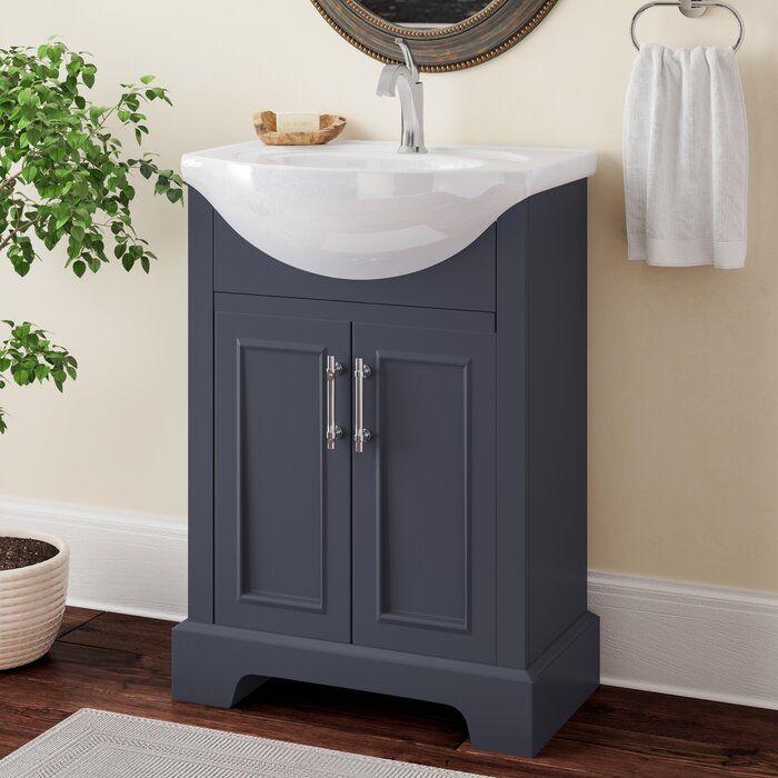 Alessandro 24 Single Bathroom Vanity Set Bathroom Vanity Single Bathroom Vanity Vanity