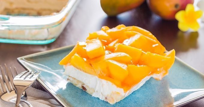 15 desserts au mascarpone qui cartonnent - Cheesecake ricotta-mascarpone aux fruits rouges - Cuisine AZ