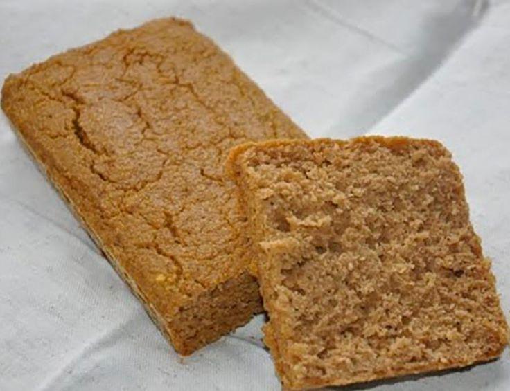 Si no te gusta utilizar el microondas, entonces, aquí tienes una rica receta de pan de linaza al horno, sin harina, sin gluten, sin leche!