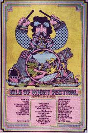 the isle of wight festival1970