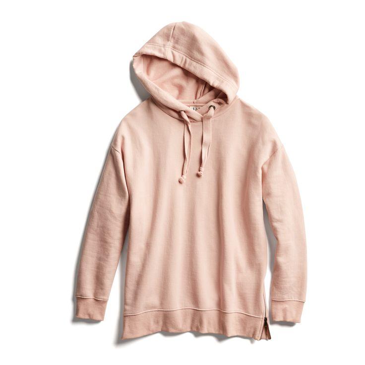 Love! So comfy Stitch Fix Fall Stylist Picks: Pink hoodie