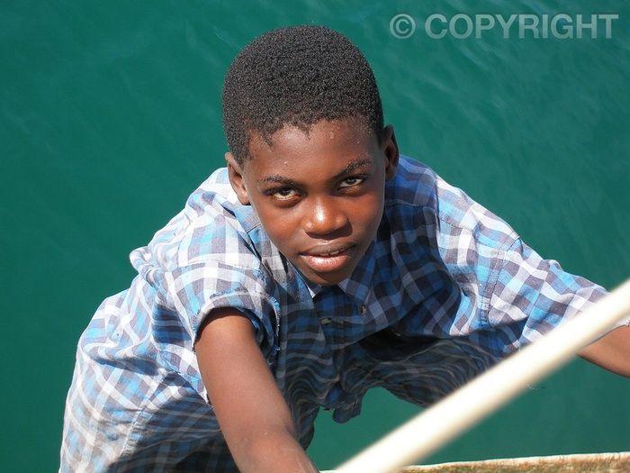 Can I Come Aboard? - Île à Vache, Haiti