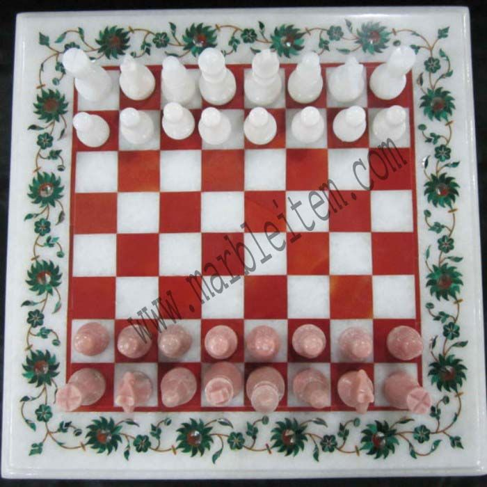 #decoress board inlay design gift shop agra india marble gift home decor  http://www.marbleitem.com/india/marble-gift-items/   #marble #chess #board #inlay #design #gift #shop #agra #india #marblegift #home #decor