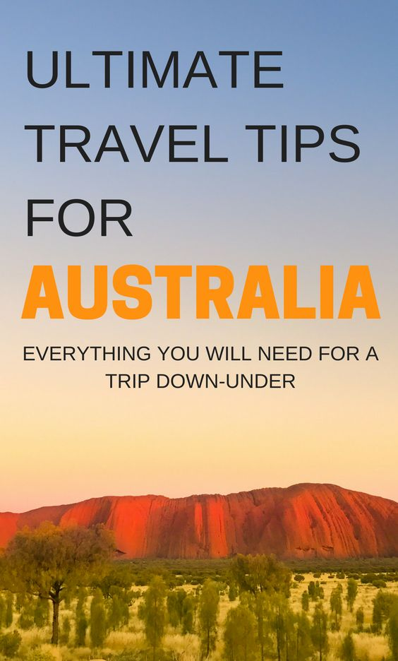 The Big Loop Around Australia Road Trip. Ultimate Travel Tips For Australia, everything you will need for a trip down under.
