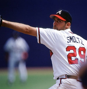 My favorite pitcher of all time.... John Smoltz.