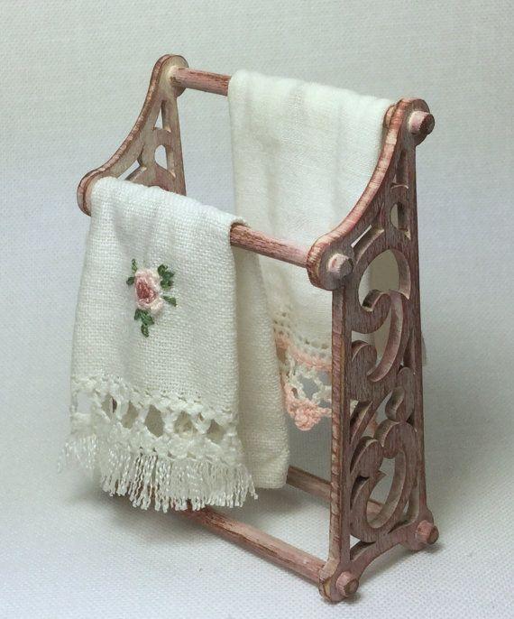 17 migliori idee su porta asciugamani su pinterest - Porta asciugamani da parete ...