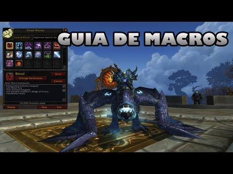 World Of Warcraft - Guia de Macros