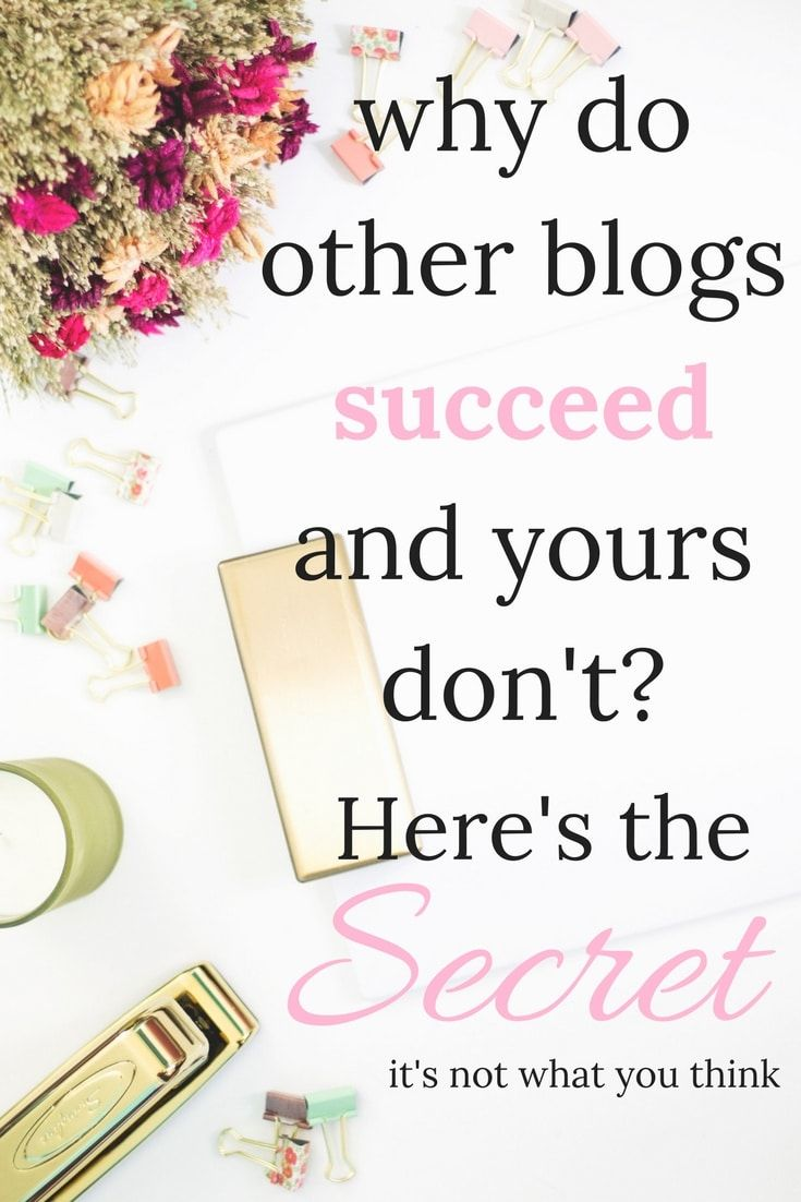 Do you have a blog plan? Planning your blog to be successful can be hard if you're a mom blogger. Figuring out how to increase your blog traffic and make money blogging is a challenge if you're a new blogger. Blog planning is essential to be successful but there's a #1 thing you NEED to be totally successful. This is what big bloggers do but don't share. Click here to find out.