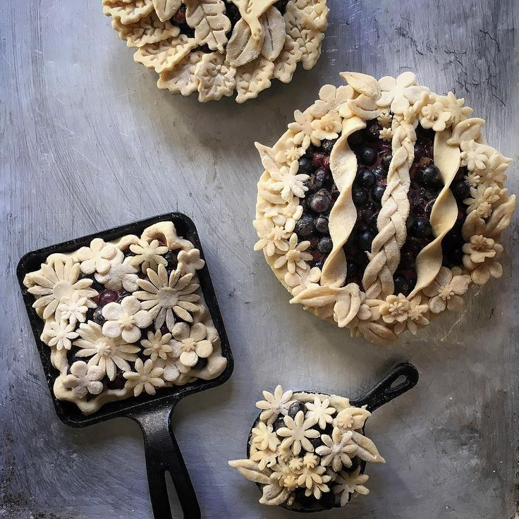 Pie Lattice Ideas - Pies With Intricate Lattices