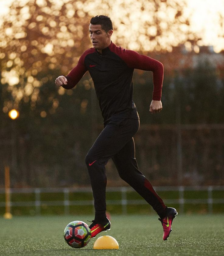 Records are broken in training.  @cristiano writes another chapter of his game-changing legacy in the new #Mercurial Superfly V. Available now exclusively in the Nike Football App.  by nikefootball