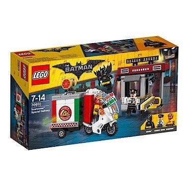 Lego Batman Scarecrow Special Delivery Vehicle Building Toy