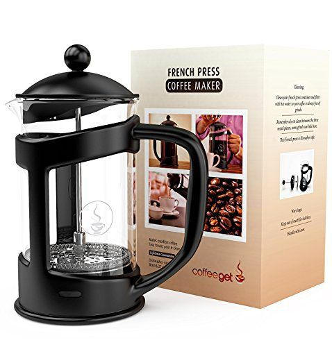 a9478ec70bde ... and  Coffeeget 6 Cup 27 Oz French Press Coffee Maker with Thick Heat  Resistant Glass - http ...