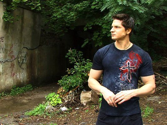 Zak Bagans...only reason I like him is because he is such a geek when it comes to ghosts!...and he's pretty hot.