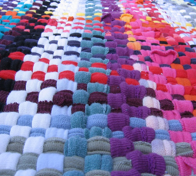 72 Best Rag Rugs, Looms & Frames Images On Pinterest