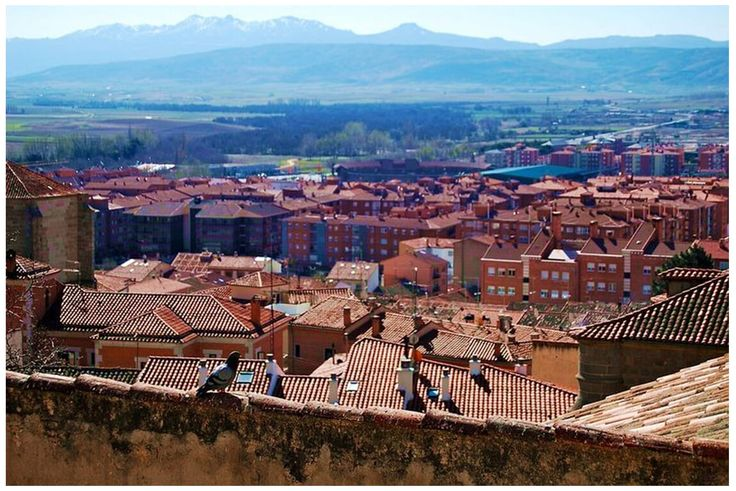 Best Walls of Avila Spain