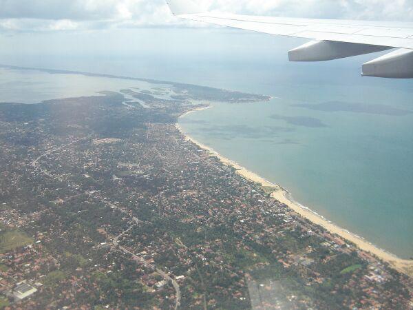 Sri Lanka Reisen Ankunft am Flughafen und Weiterreise, Reisebreichte, Infos über Land und Leute, Moped-Touren