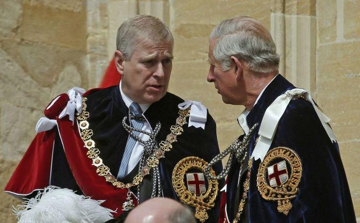 Van een voorliefde voor helikopters tot innige banden met louche types, en van duistere transacties tot seks met tienermeisjes: prins Andrew heeft nogal een reputatie.