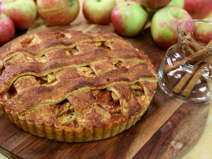 Roy Fares bästa äppelpaj | Recept från Köket.se