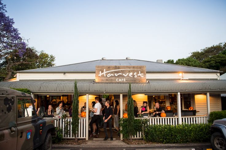 DINING OUT: HARVEST, NEWRYBAR, NSW — CITIZENS OF THE WORLD