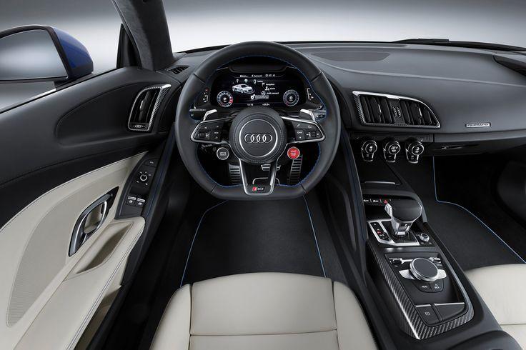 Audi R8 Coupe V10 plus selection 24h - 2016