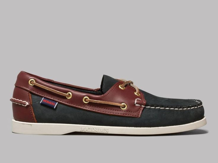 The classic boat shoe from Sebago