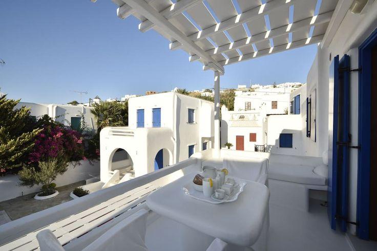 Apartment in Mikonos, Greece. 'Elaine''