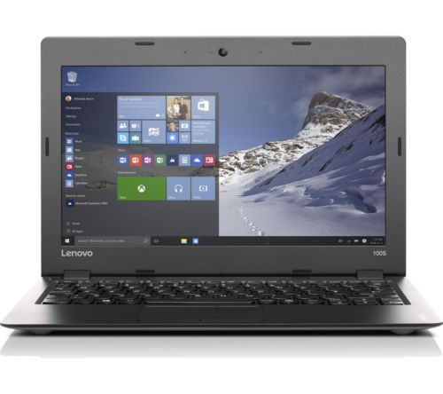 LENOVO-IdeaPad-100S-11-6-Laptop-Silver-32-GB-eMMC-2-GB-RAM-Windows-10