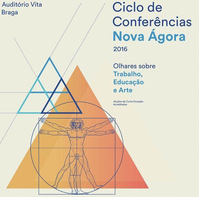 Olhares Sobre a Educação e a Arte, no Auditório Vita dia 26 de Fevereiro