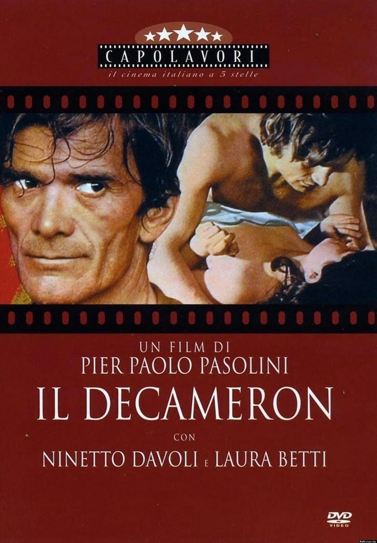 IL Decameron Pier Paolo Pasolini
