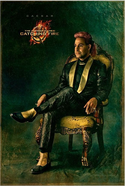 The Hunger Games: Catching Fire. Costume Designer: Trish Summerville