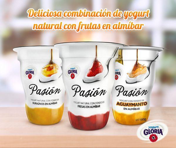 Gloria Pasion Yogurt