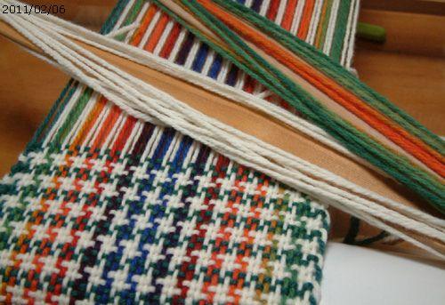 Woven Scarf 8