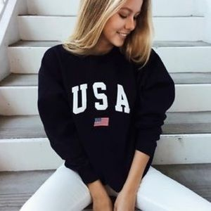 brandy melville | USA | 4th of July outfits | style | holiday | independence day | holiday outfits