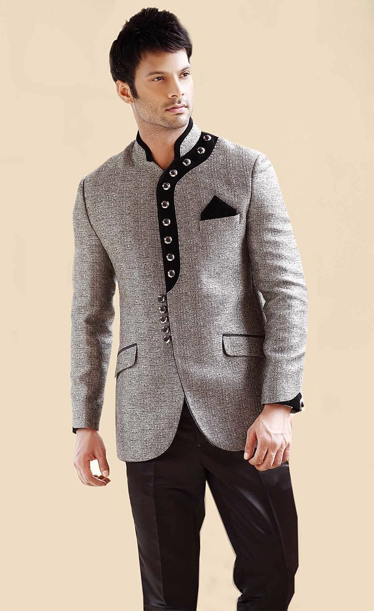 Party Wear Indian Dresses for Men Up till a few years ago, party wear Indian dresses used to be an exclusive domain of women's fashion industry.