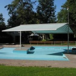 Pool Shade Ideas pool shade sails by tenshon eclectic pool Find This Pin And More On Pool Shade Ideas