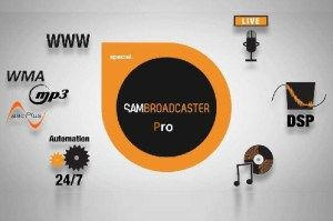 descargar sam broadcaster gratis+crack+serial