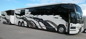 NOT exactly a car...but the most expensive RV ever built...$2.5 million...think I will order a couple..one in pink and one in red!