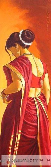 Prasad Kulkarni | Paintings by Prasad Kulkarni | Prasad Kulkarni Painting - SuchitrraArts.com