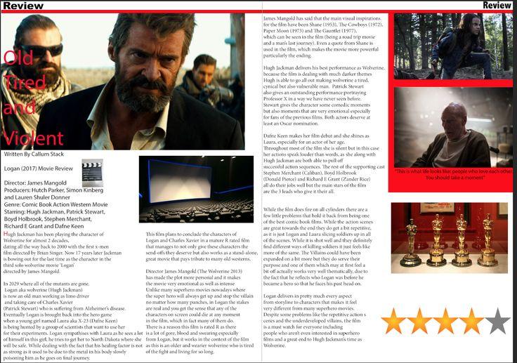 Final Design Logan Review