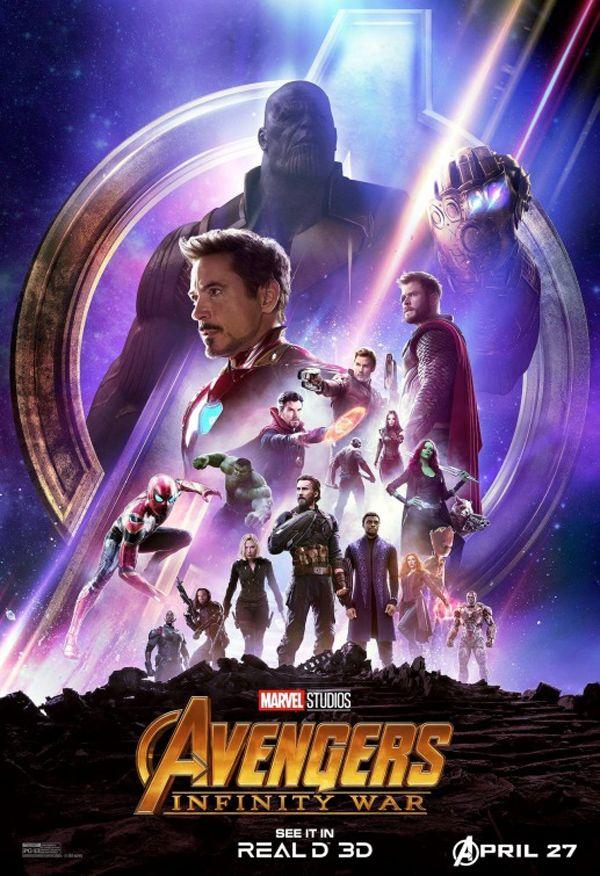 vengadores: infinity war': ¿incluye el nuevo póster pistas sobre la